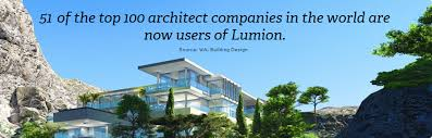 Top Design Firms In The World Lumion Used By 51 Of The Top 100 Architecture Firms