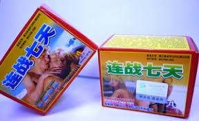 lian zhan qi tian obat kuat herbal obat kesehatan herbal
