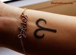 small tattoos with aries moon pictures to pin on