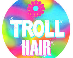 Stickers For Favors by Troll Stickers Etsy