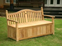 Garden Bench With Storage Outside Bench With Storage Image Of Outdoor Storage Bench Storage