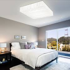 Modern Ceiling Lights Living Room Modern Square Led Ceiling Light Living Dining Room Bedroom 12w