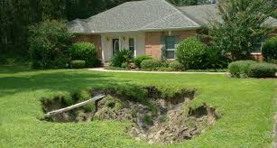 Sinkhole In Backyard Home Buyers Protection Top 5 Sinkhole Tips For Home Buyers