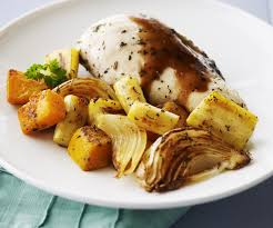 Winter Root Vegetables List - recipes roast chicken u0026 root vegetables with balsamic honey