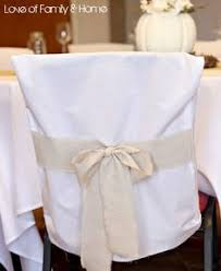 Diy Wedding Chair Covers Do It Yourself Wedding Chair Decorations Make A Quick Diy Chair