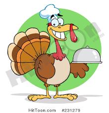 thanksgiving turkey clipart 231279 thanksgiving turkey bird chef