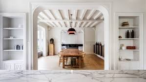 renovation maison 1930 05am arquitectura updates 19th century house with marble accents