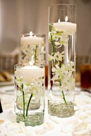 Floating Flowers Bridal Bliss Angel And Will Submerged Flowers Floating Candles