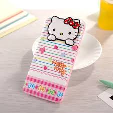 Kitty Iphone 6 Leather Case Heart