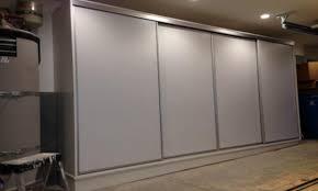 Garage Cabinet Doors Garage Storage Cabinets With Sliding Doors Sliding Cabinet Doors