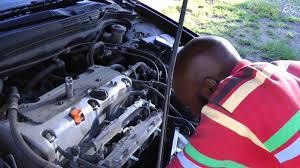 honda car starter fix my car part 1 how not to change a starter in a honda