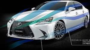 lexus gs300h usa trd japan releases body kit for new 2016 lexus gs f sport youtube