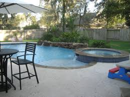 Backyard Landscaping With Pool by Small Back Yard Pools With Spas Tubs And Pools Free Form