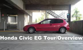 1995 honda civic hatchback 1995 honda civic eg hatchback tour overview