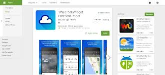 most accurate weather app for android top 5 best weather apps and widgets for android 2018
