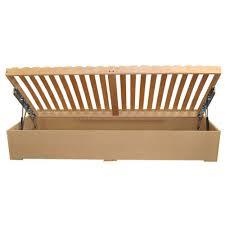 premium ottoman bed hinge mechanism with gas struts