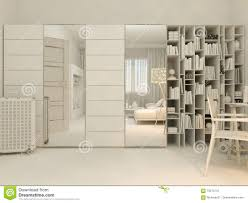 Living In A Studio Apartment by 3d Visualization Of Interior Design Living In A Studio Apartment