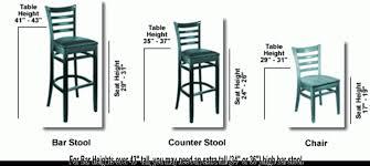 home design luxury standard bar height dimensions home design