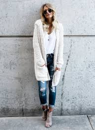 cardigan sweaters s solid color open front sleeve hooded cardigan sweater