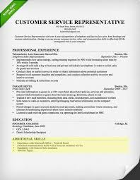 Good Resume Experience Examples by Skills Section Of Resume Examples The Best Resume