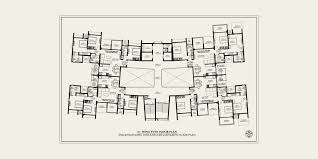 Gateway Floor Plan by Runal Gateway Phase I 2bhk And 3bhk Luxurious Residences At