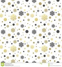 black and white christmas wallpaper seamless white christmas wallpaper with black and stock vector