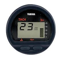 yamaha outboard tachometer ebay