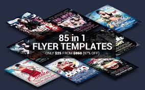 awesome flyer templates business flyer templatesgreedeals