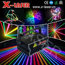 newest creative laser 3d effect cheap green blue mini