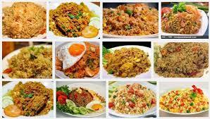 cara membuat nasi goreng untuk satu porsi resep dan cara membuat nasi goreng special paling enak dan lezat