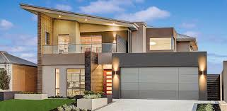 Two Floor House Plans by Beautiful Two Story Home Designs Perth Gallery Awesome House
