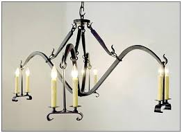 Forged Chandeliers Forged Wrought Iron Chandeliers Forged Wrought Iron