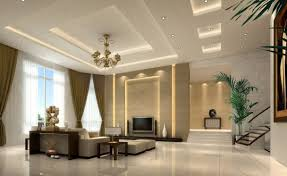 Cool Home Interiors Amusing Ceiling Designs For Living Room In Addition To Living Room