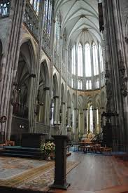 Cologne Cathedral Interior The Cologne Cathedral Www Cologne De