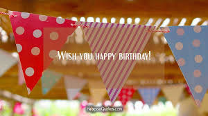 Wishing You A Happy Birthday Quotes Wish You Happy Birthday Hoopoequotes