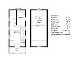 Small House Floor Plans With Loft by Beautiful Free House Floor Plans Plan Tiny Design T On