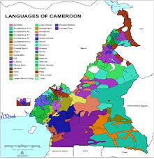 map of cameroon cameroon maps