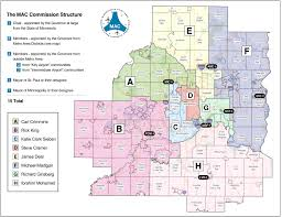 Evanston Illinois Map by Metroairports Org Governing Body