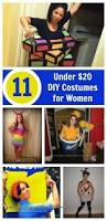 Halloween Costumes 20 11 Fun Cheap Halloween Costume Ideas Women