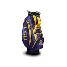 team golf lsu tigers victory cart bag multicolor products