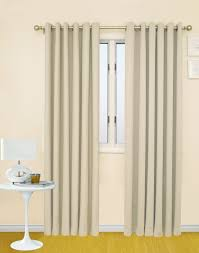 Single Blackout Curtain Prestige Home Fashion Solid Blackout Thermal Single Curtain Panel