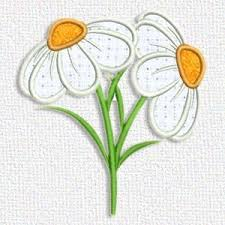 Flower Designs For Embroidery Today U0027s Free Embroidery Design From Adorable Applique Are Flowers