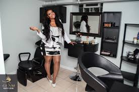 How To Start A Decorating Business From Home The Grand Opening Of My Small Home Beauty Salon Youtube