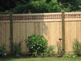 wood fence extension home u0026 gardens geek