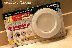 costco led can lights led l costco best led recessed lighting with electric led 6 inch