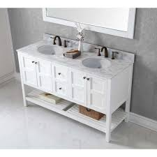 bathrooms design inch double sink vanity grey bathroom vanities