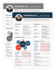 Create A Free Resume Online And Print by 30 Free U0026 Beautiful Resume Templates To Download Resume