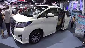 Video Review Luxury Mpv Toyota Alphard 2015 2016 Youtube