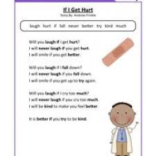 kindergarten reading comprehension worksheet worksheets
