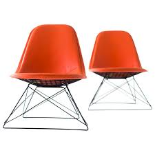 ray and charles eames lkr 1 lounge chairs for herman miller for